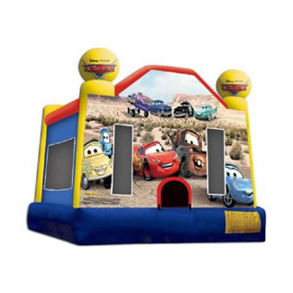 Picture of Standard Cars Castle 13x13 Jumping Castle Jumpmaxx
