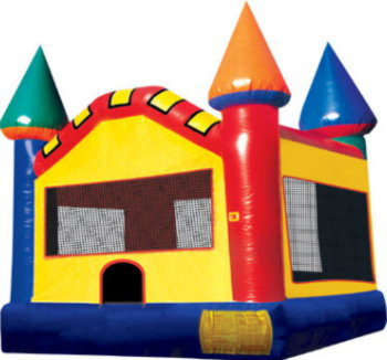Picture of Standard Castle 2 Jumping Castle Jumpmaxx