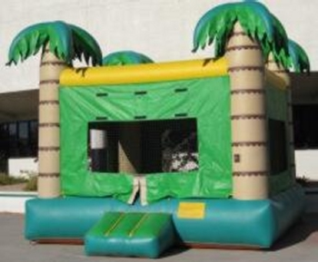 Picture of Tropical Standard Jumping Castle JUmpmaxx Tucson