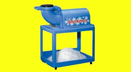 snow cone machine rental tucson